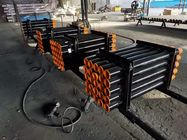Black DTH Drill Pipe 6000mm - 89mm Down The Hole Drilling Tools 2 3/8 API Reg