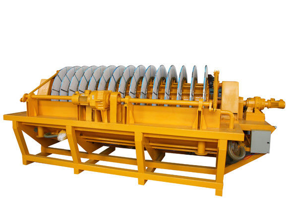 Dewatering Ceramic Vacuum Filter for Separating Liquids From Solids