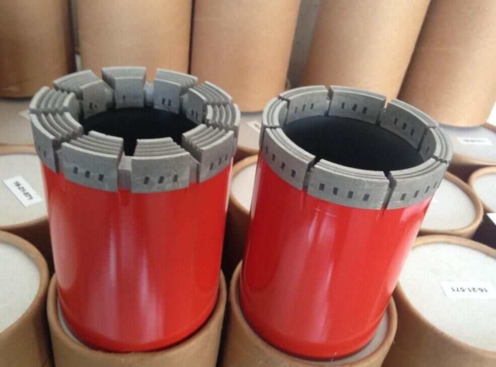 Muti Color Tungsten Carbide Cutting Bit For Mineral Exploration Industry