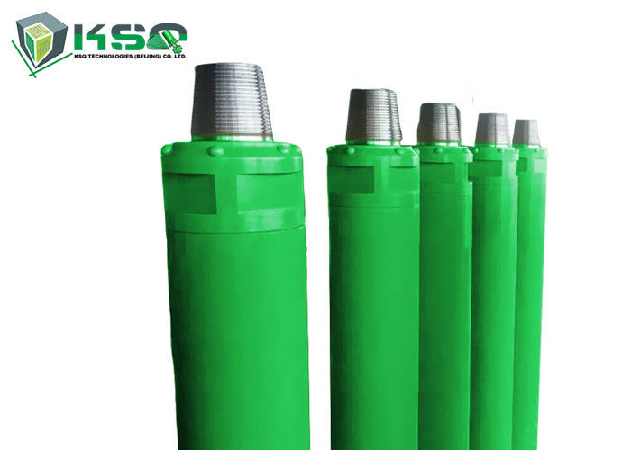 4 Inch High Air Pressure DTH Hammers Green For COP44/DHD340A Shank