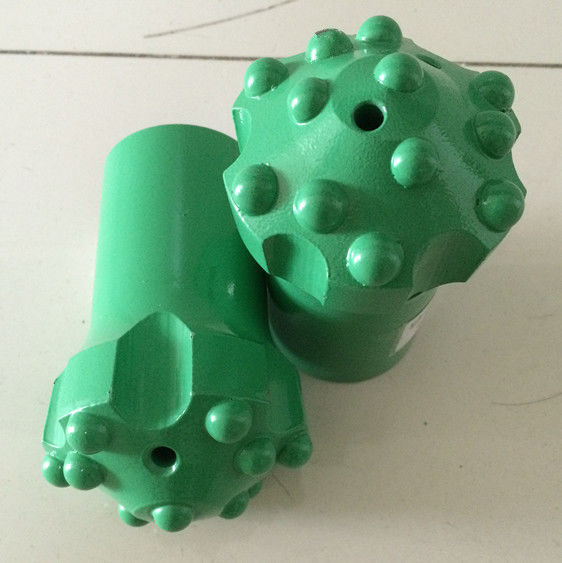 Mining Rock Drill Bits Threaded Tungsten Carbide Button Drill Bit